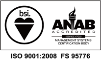 ISO 9001:2008 Certificate No.: FS 95776