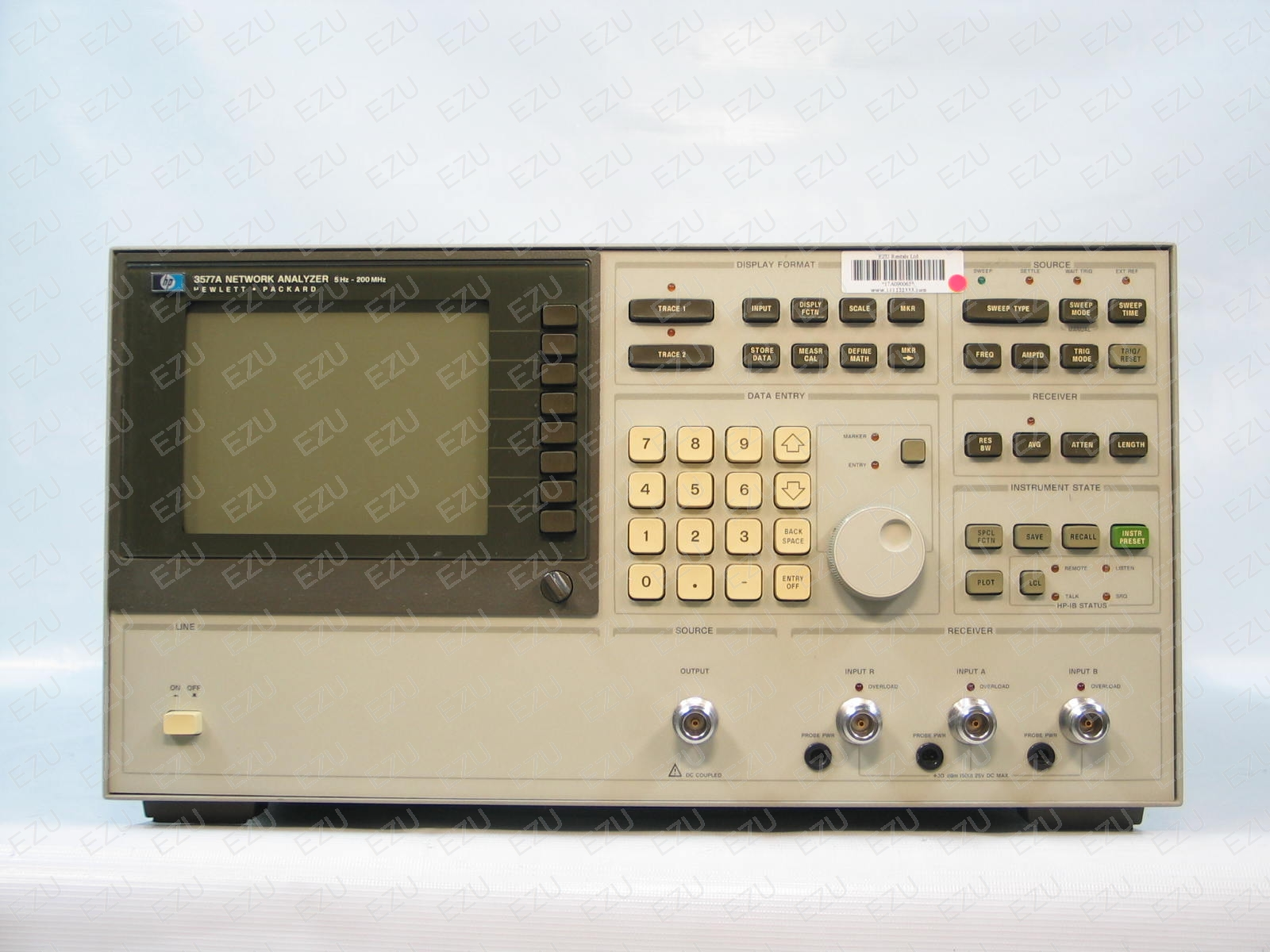 Agilent Network Analyzer Calibration Kit : Agilent a network analyzer