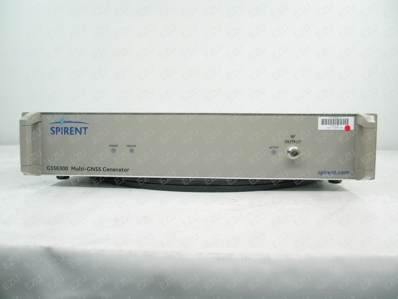 Spirent GSS6300 Front Photo