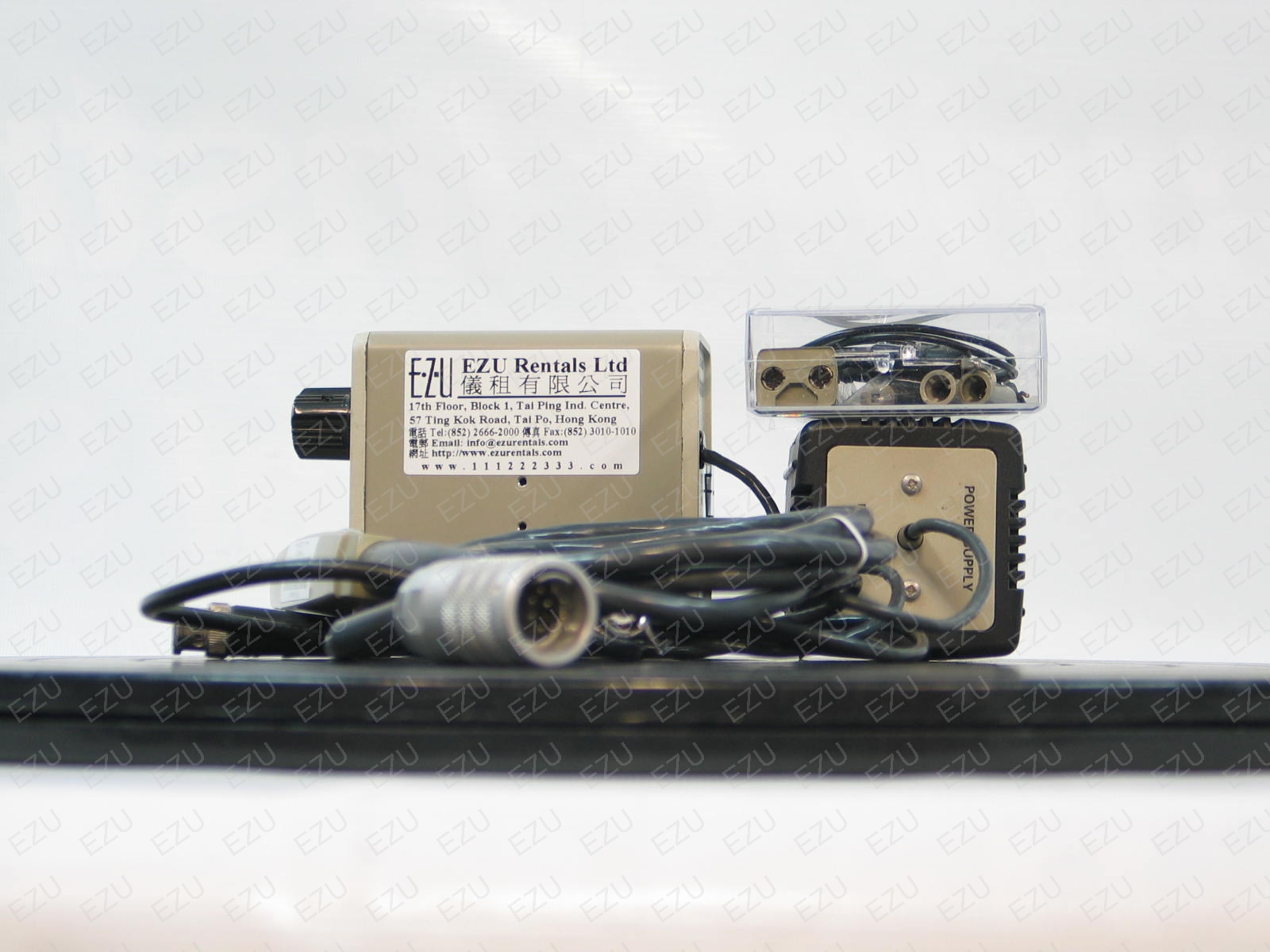 Tektronix P6046 - Left Photo